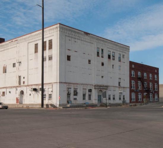 Mill Block Historic District