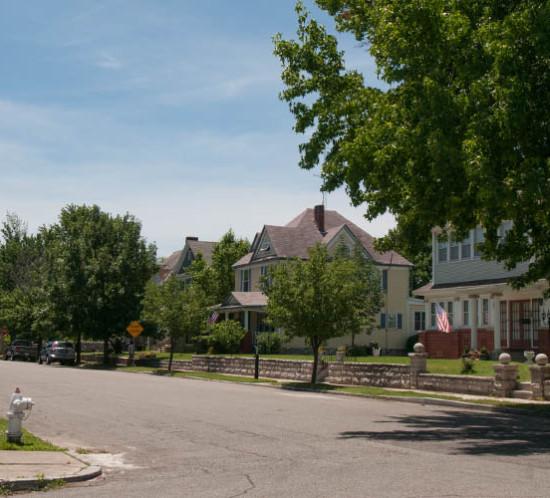 Murphysburg Historic District