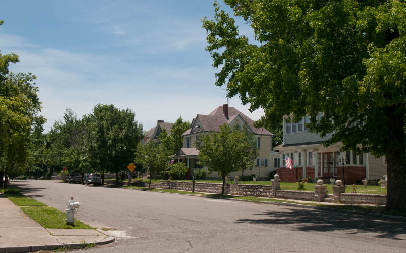 Murphysburg Historic District