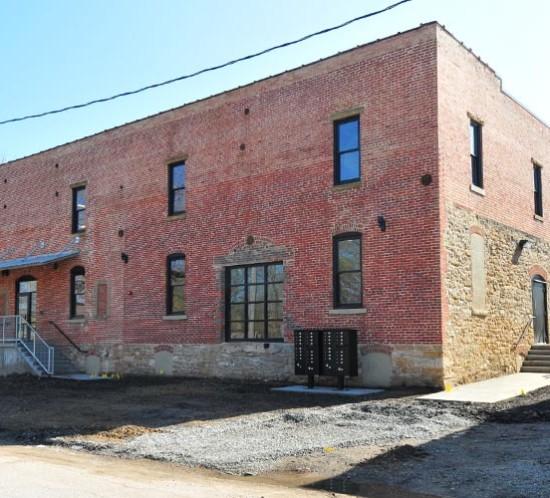 Cider Building
