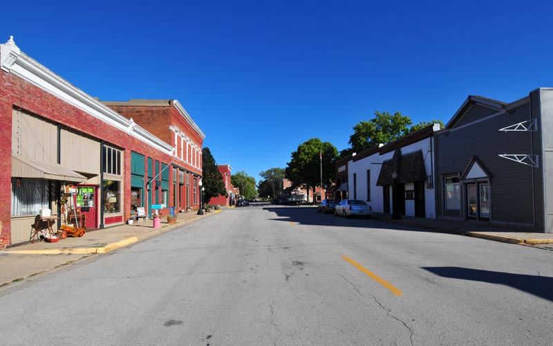 Downtown Smithville Historic District