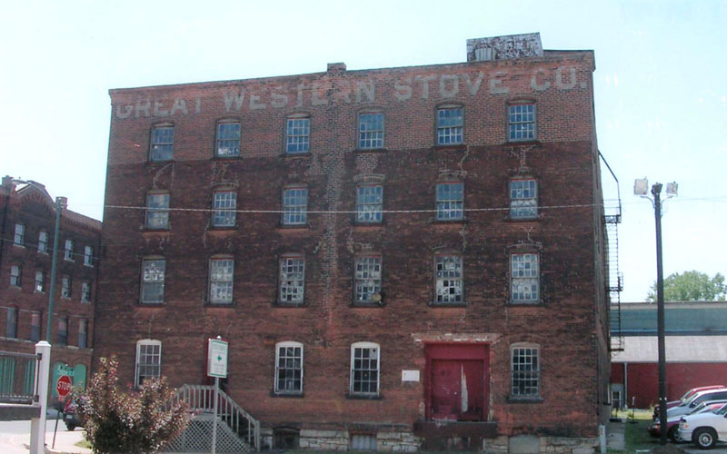 Great Western Stove Company1