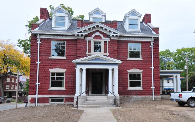 Henry Duke Residence
