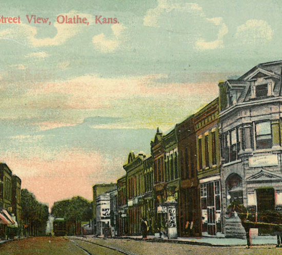 Olatha Historic Preservation Plan