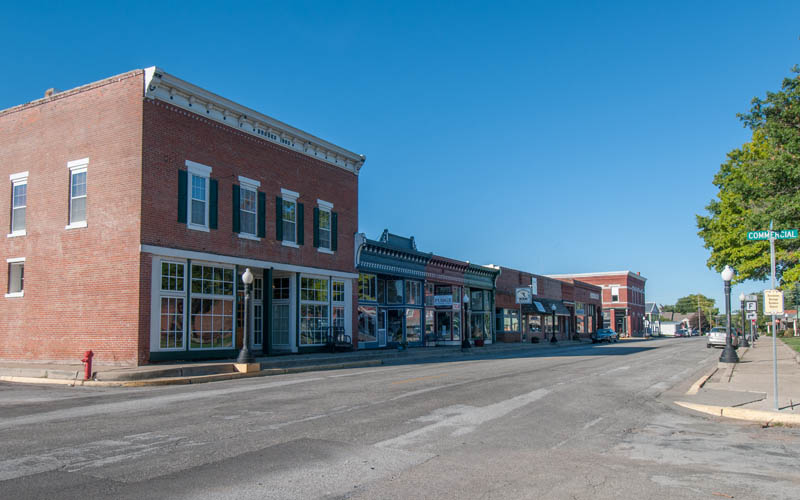 Smithville Commercial Historic District
