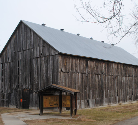 Weston Tobacco Barn 1