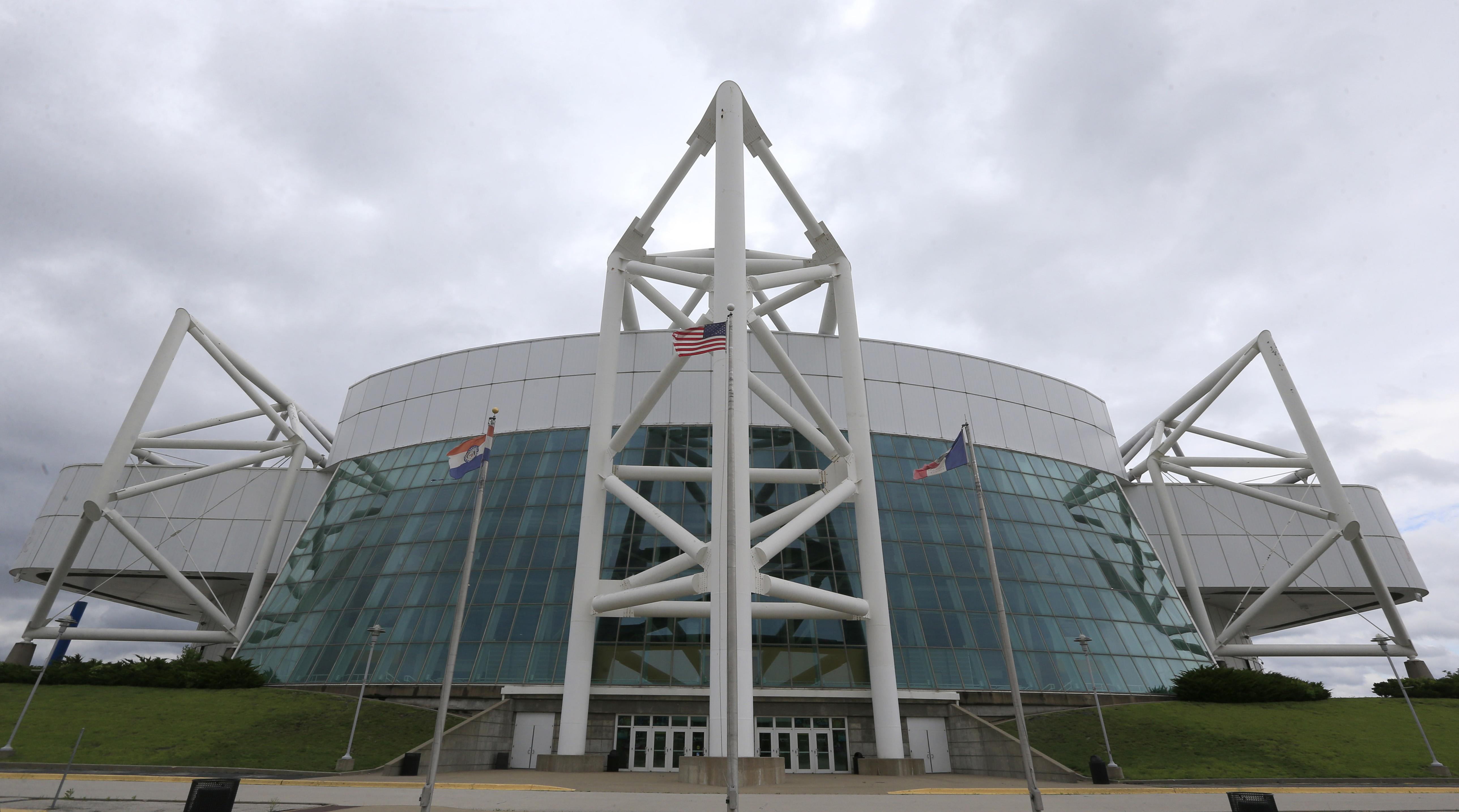 Kemper Arena, Kansas City, MO
