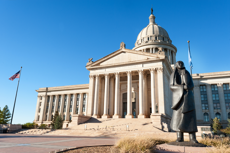 Oklahoma Capitol, Oklahoma City, OK